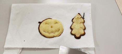 Potato shapes