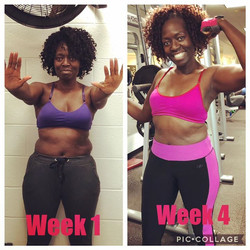 Transformation Tuesday _THE SWEAT, THE T