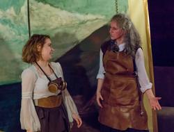 Caliban and Prospero