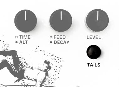 Pedal de delay timebox