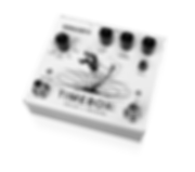 Timebox pedal de delay + reverb