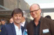 Nicolas Hulot et L'Atelier des Energies