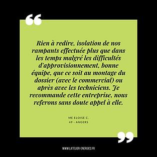 Avis Chaillou - Isolation des rampants - L'Atelier des Energies.png