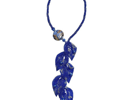 Venetian artist Murano glass jewelry!