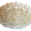 Thumbnail: Large Mid Century Modern Murano glass flower flush mount light By Barovier 1970s