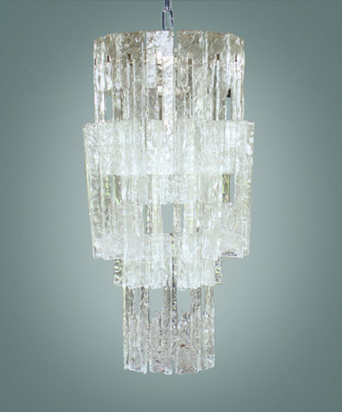 Roma Tower Hook chandelier