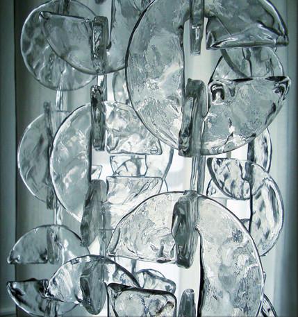 Milano Vintage Murano glass by Mazzega 1970s