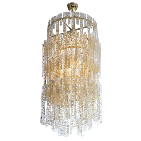 Roma Large Tower hook chandelier