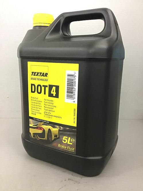 TEXTAR Bremsflüssigkeit 95002300, 5L