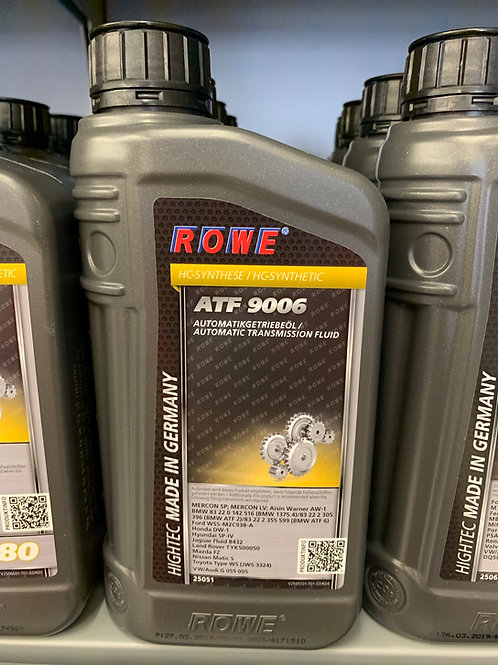1 Liter ROWE HIGHTEC ATF 9006 Automatikgetriebeöl Made in Germany