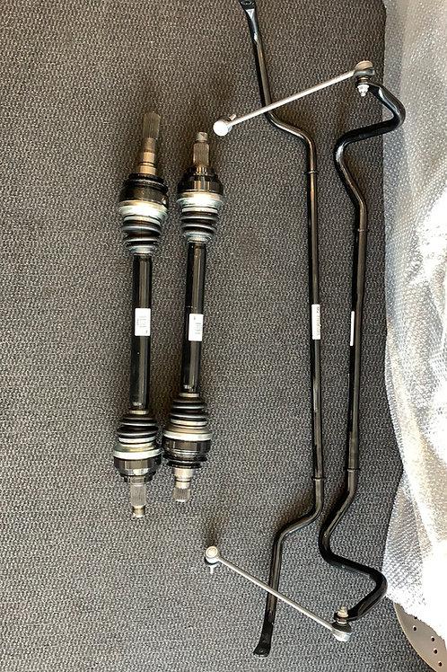 Original BMW M4 F82 F83 M3 F80 M2 F87 Antriebswelle Hinten Links und Rechts