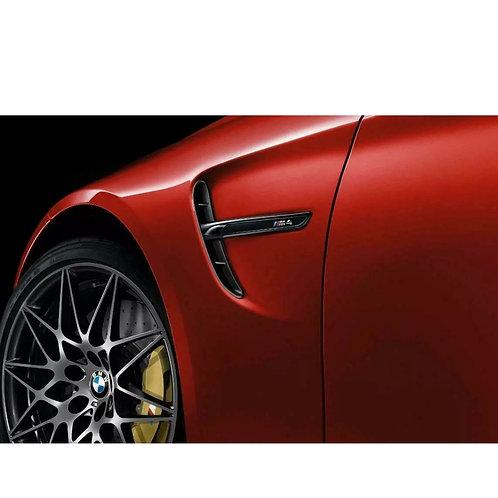 BMW Original M Performance Seitenverkleidung Kühlergrill links kA Beifahrerseit