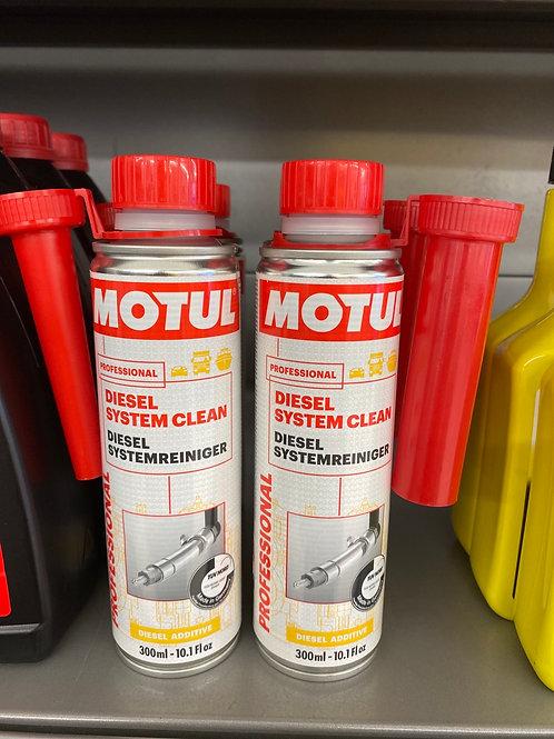 Motul System Diesel Clean Dieselsystemreiniger Motor System Reiniger 300ml NEU