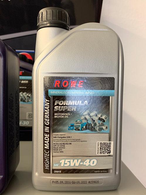 ROWE 15W-40 20013