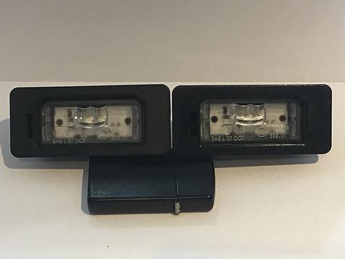 BMW Kennzeichenleuchte LED 1er E82 E88 2er F22 F23 F45 M2 F87 3er E90 E91 E92 E9