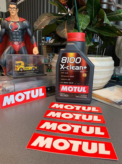 MOTUL Motoröl 8100 X-Clean + c3 -SAE 5 W 30