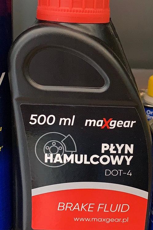 Maxgear Bremsflüssigkeit DOT4 / 500 ml