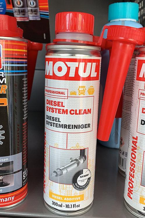 MOTUL Diesel Additiv / Motor System Reiniger