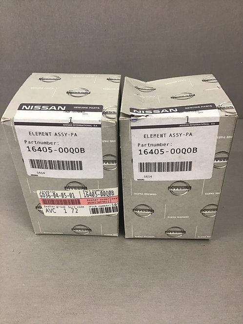 2x Insolvenzauflösung Nissan-Werkstatt: Nissan Kraftstofffilter