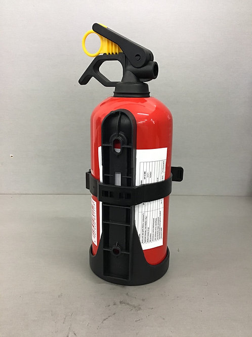 Autofeuerlöscher GP-1x ABC 1 kg MADE IN EU mit Halterung + Manometer neueste Pro
