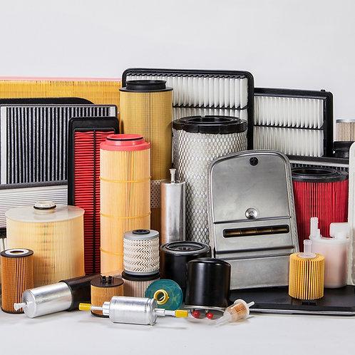 MANN-FILTER Set Luftfilter, Innenraum Filter,Ölfilter