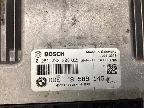 17948 BMW F20 F21 F30 F31 F10 F11 FL LCI X1 F48 Grundsteuergerät DDE 8576522