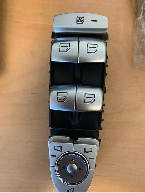 Fensterheberschalter Schalterblock Mercedes C-Klasse W205 GLC X253 W253 ORIGINAL
