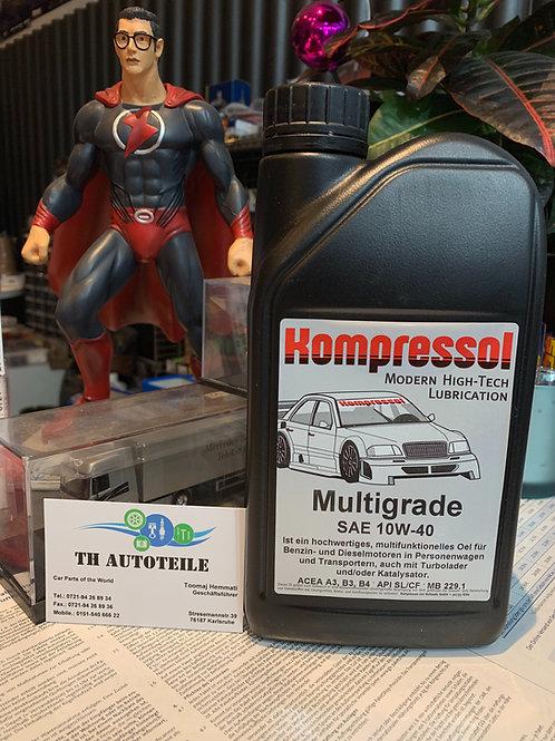 Kompressol Multigrade SAE 10 W 40 / 1L