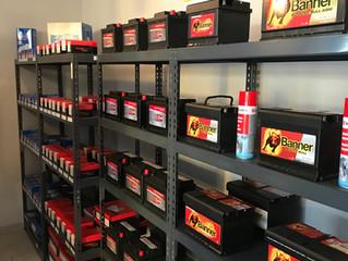 WSV 🛠RUNDUTEC Starter Batterien