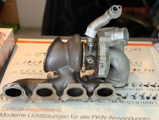 Original BMW 2 er Aktive Tourer ( F 45 ) Turbolader
