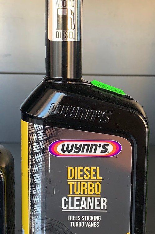 Wynn's Diesel Turbo Cleaner 500 ML