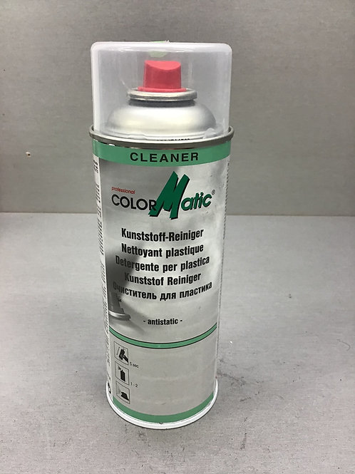 Colormatic Plastic Cleaner - Antistatischer Kunststoffreiniger 400 ml (transpare