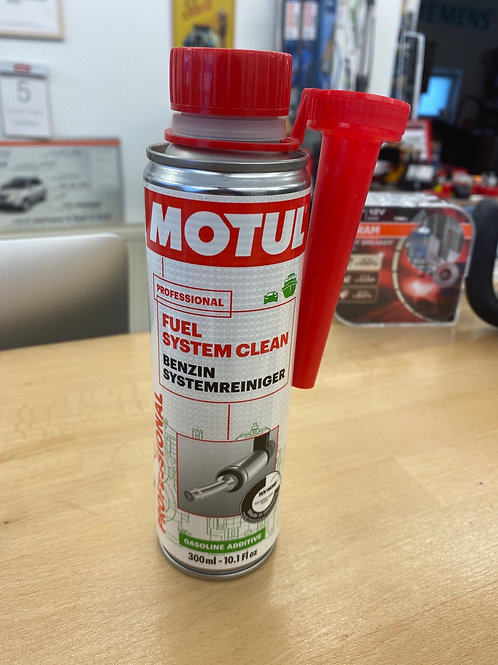 Motul Fuel System Clean Kraftstoffsystemreiniger 300ml System Reiniger Boot Auto