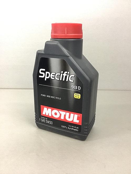 Original Motul 104559 Specific 913D 5W-30 Motorenöl Motoröl 1L