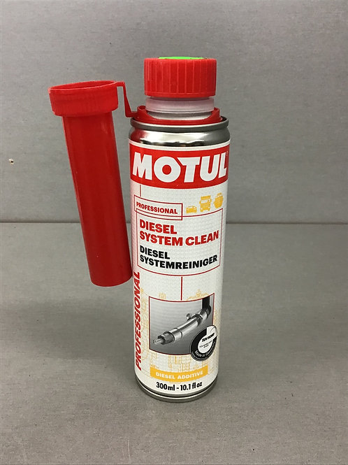 300ml Dose Motul Diesel-Kraftstoff-System-Reiniger
