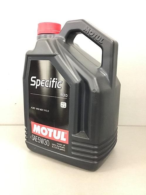 5 Liter MOTUL 5W-30 SPECIFIC 913D