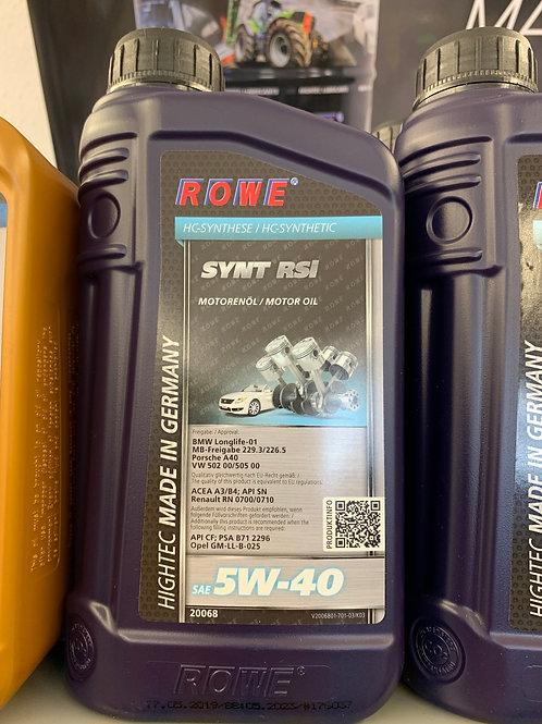 ROWE 20068 Motoröl 5W-40