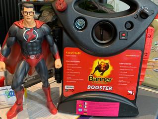 Banner Booster P3 EVO 12V 3100A