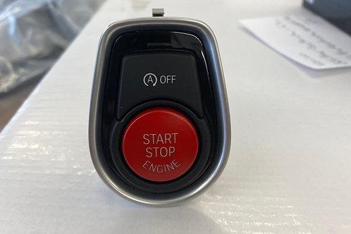 Org BMW 1er 2er 3er 4er Start Stop Schalter 8076620 Knopf Taster switch button.