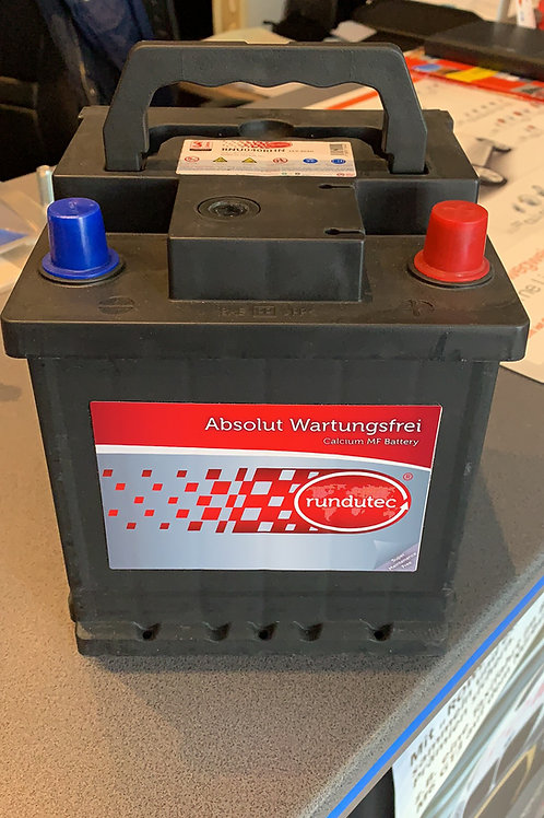 Frühjahrsangbot -20% auf Starterbatterien