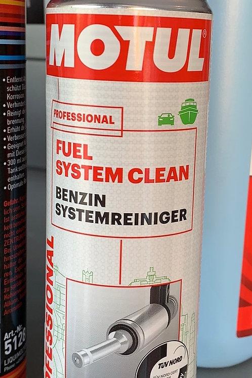 MOTUL System Reiniger Benzin 300ml