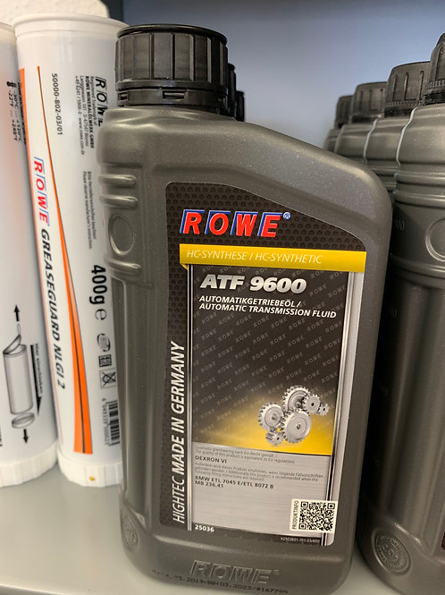 1 Liter ROWE HIGHTEC ATF 9600 Automatikgetriebeöl Made in Germany