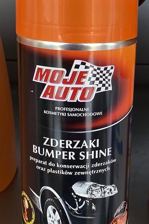 MOJE AUTO Kunsstoff- Pflege 400ml