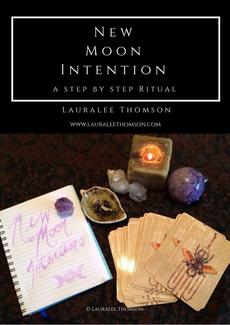 Free New Moon Intention Ritual - Lauralee - Thomson - Women - Rituals - Melbourne