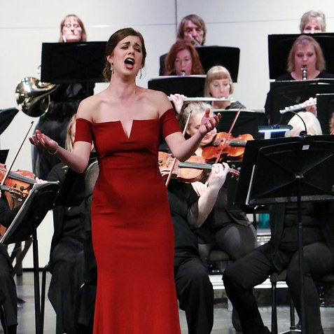 1st Place, Coeur d'Alene Symphony Orchestra Young Artist Competition The Salvation Army Kroc Center, Coeur d'Alene, ID Coeur d'Alene Symphony Orchestra Jan Pellant, conductor 2019