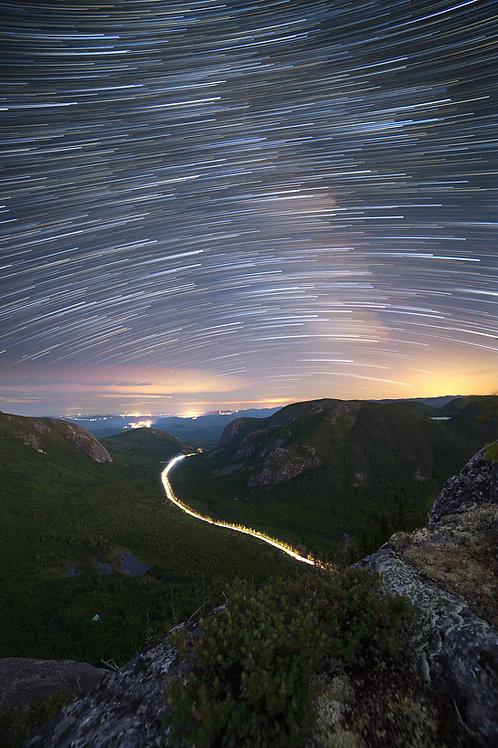Tutoriel - Flux de travail en paysages de nuit