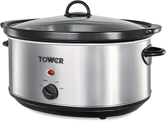 Tower 6.5L Slow Cooker