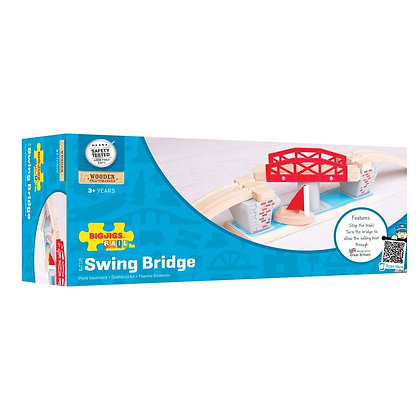 Bigjigs Swing Bridge