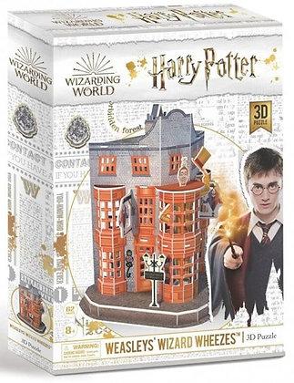 Harry Potter 3d Puzzle - Weasleys' Wizard Wheezes