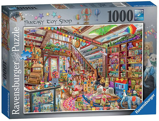 The Fantasy Toy Shop